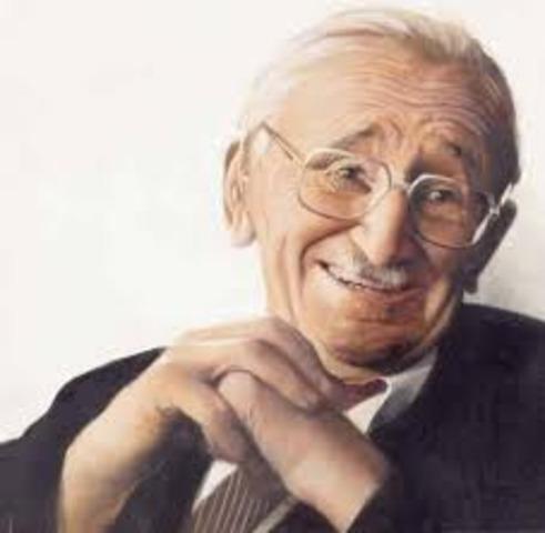 Hayek recibe el Nobel Economia