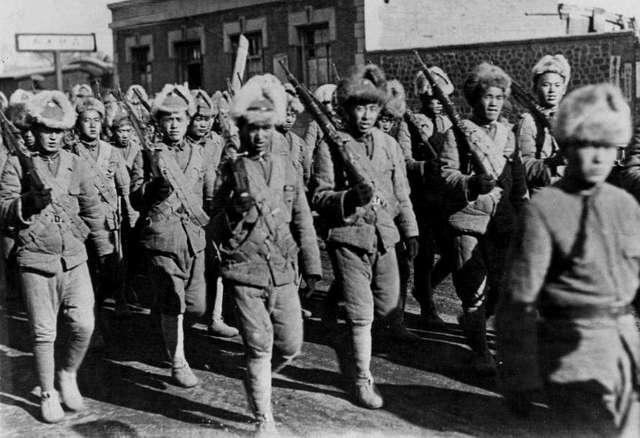 Japan Siezes Manchuria