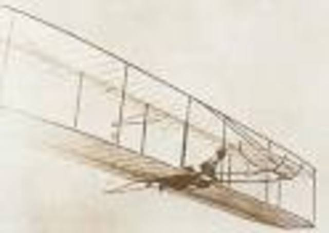 vuelo del primer aeroplano