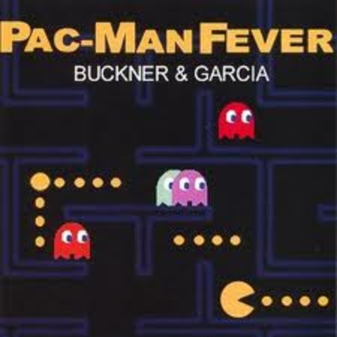 Pac man fever song came out. one hit wonder