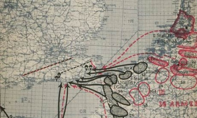 Hitler plans Operation Sea Lion (the invasion of Britain