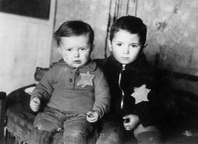 Nazis order Jews to wear yellow stars.
