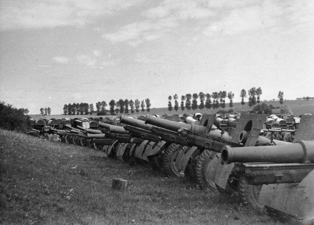 Germany attacks Soviet Union as Operation Barbarossa begins.