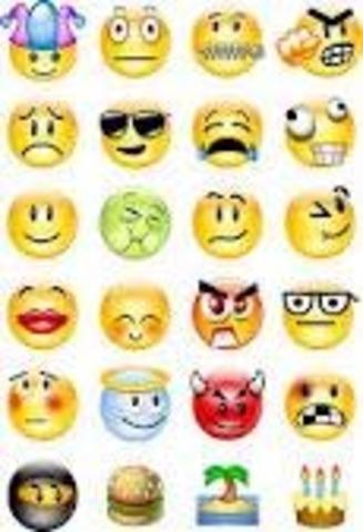 Emoticons used