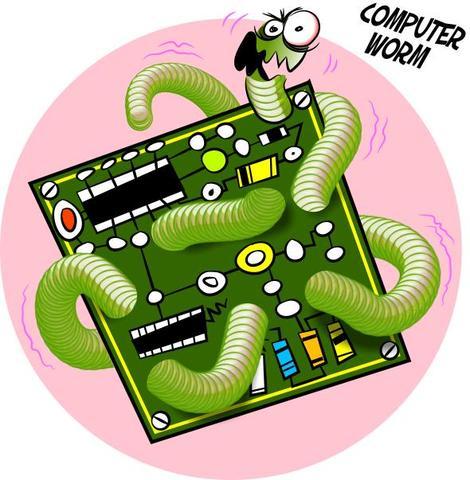 First Internet Worm