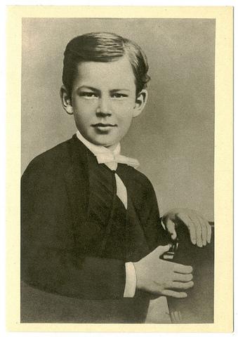 Stanislavski at Age 10