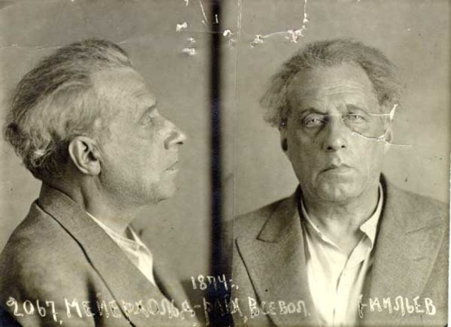 Meyerhold arrested and shot.
