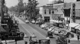 The History of Santa Anna, California  timeline