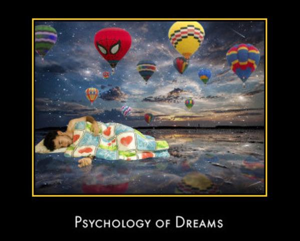 "Freud publishes ""The Interpretation of Dreams"""