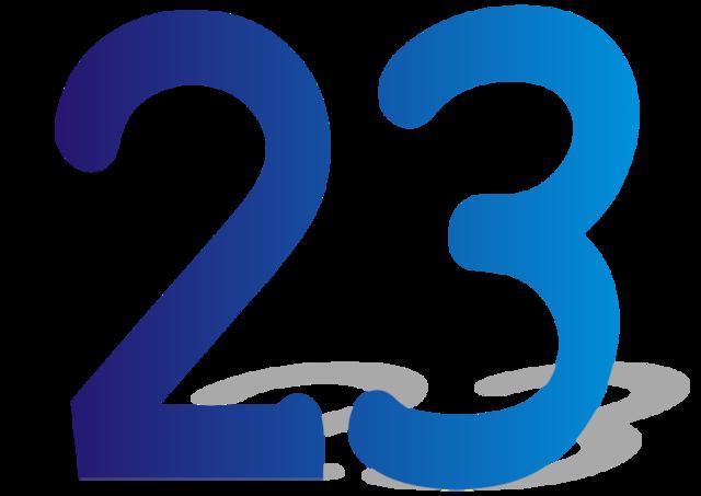 23 blogs on internet