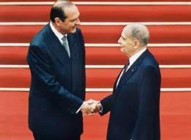 Chirac vainqueur