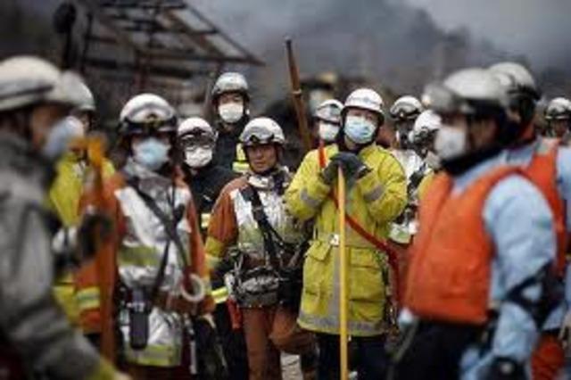 Les 50 de Fukushima