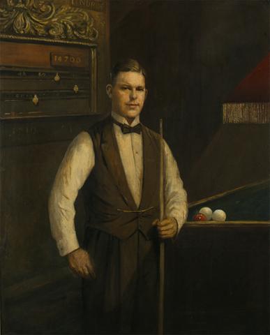Billiards champion