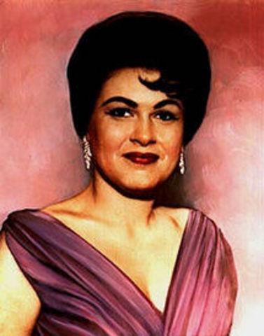 Patsy Cline Dies