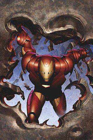 Iron man debut