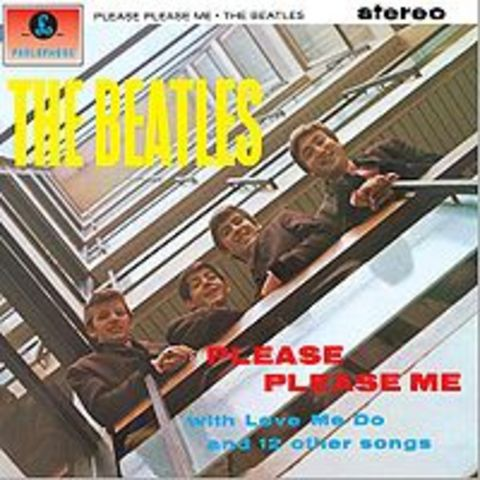 Beatles First Album Debut