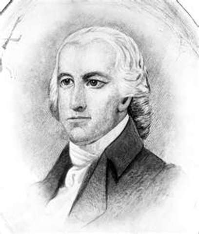 Samuel Osgood becomes the first postmaster general under the U.S. Constitution