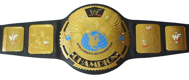 The First WWF Champion
