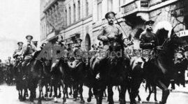 Russian Revolution 1917-1918 timeline