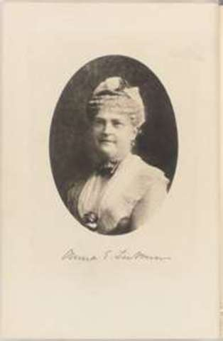 Anna Ticknor established the Society to Encourage Studies at Home. This program provided correspondence instruction in more than 20 subjects.