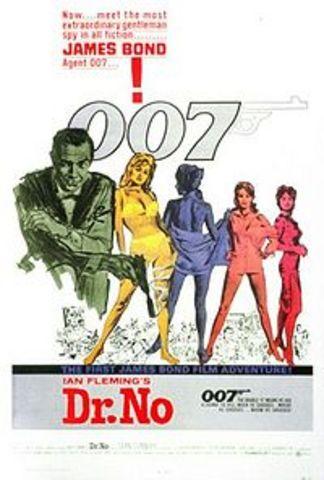 First James Bond film in U.S Theaters