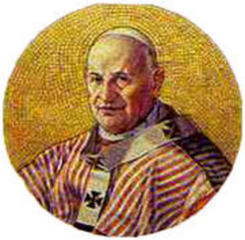 Pope John XXIII Dies