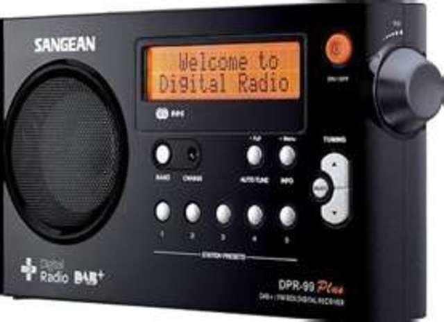 Digital radio is invented.