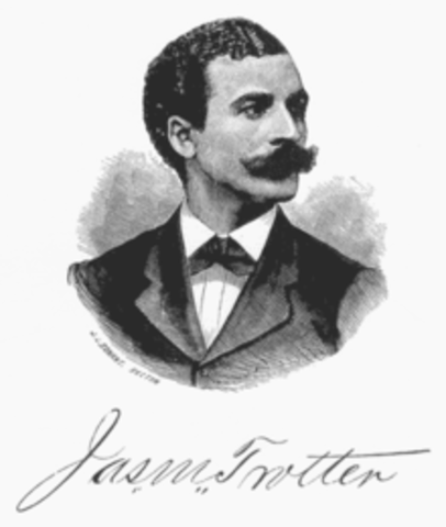 """James Monroe Trotter publishes """"Music and Some Highly Musical People"""""""