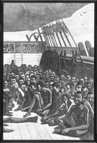 First Slaves in the United States