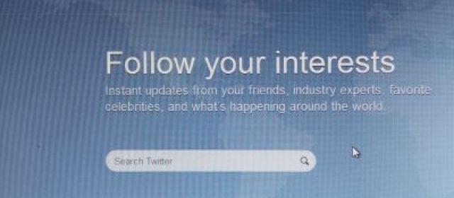 Twitter active l'HTTPS