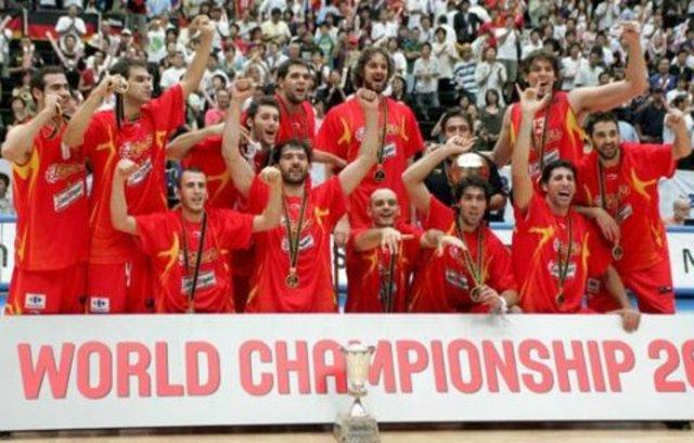 Mundial de Baloncesto Japón 2006