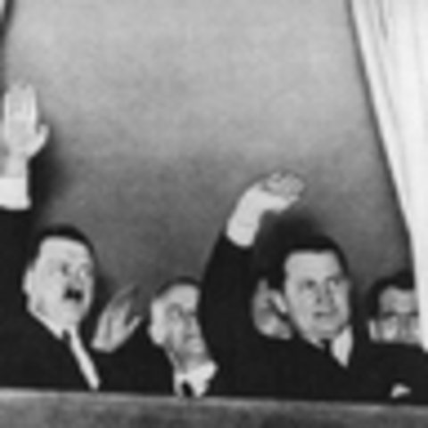 Hitler became a Chancellor of Germany