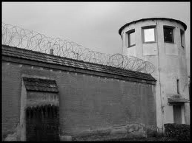 Hitler in Landsberg Jail