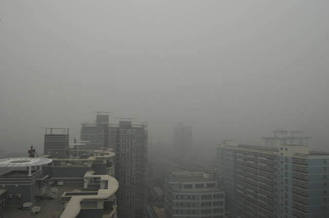The Great Smog occurs in London