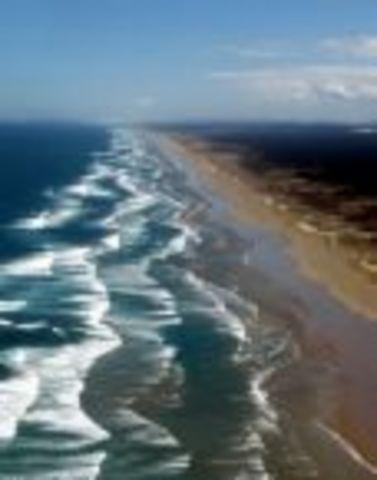 90mile beach