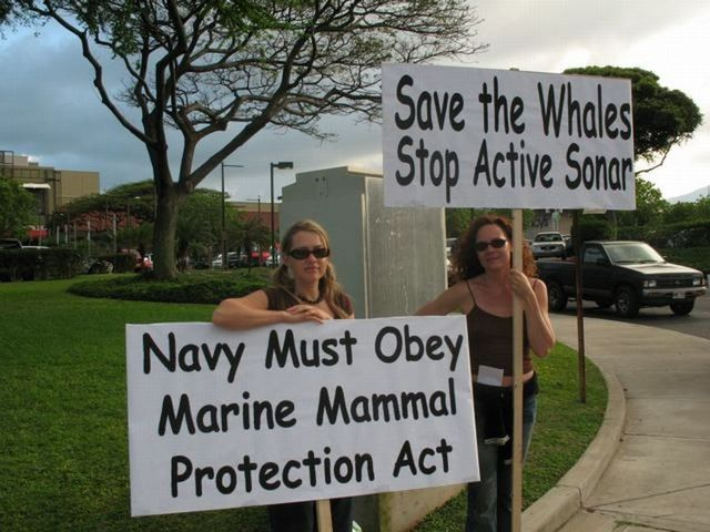 Marine Mammal Protection Act is passed