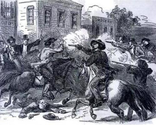 the Attack on Lawrence