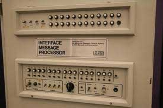 Interface Message Processor (IMP)