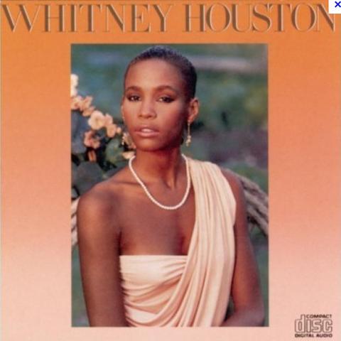 Whitney Houston Debuts
