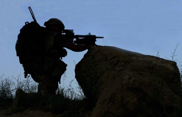 Allies enter Kabul