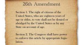 26th Amendment-Kendra Walters timeline