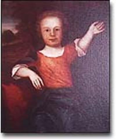 Benjamin Franklin born in Boston, MA.
