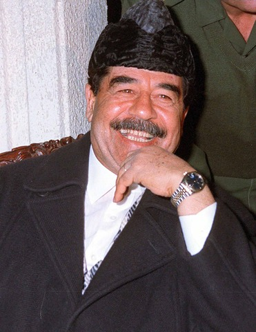 Canada declines to join hunt for Saddam Hussein