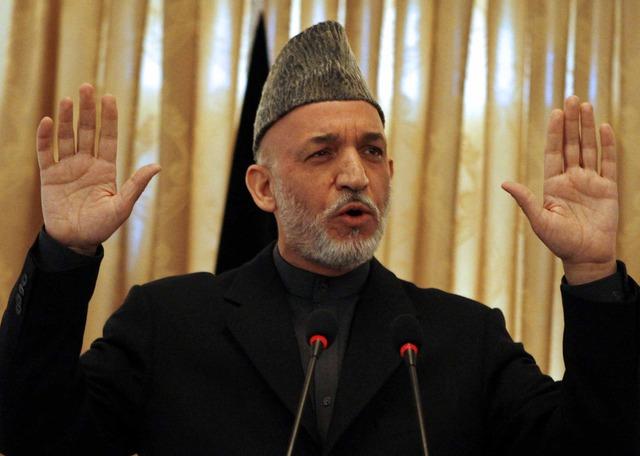 Karzai wins election