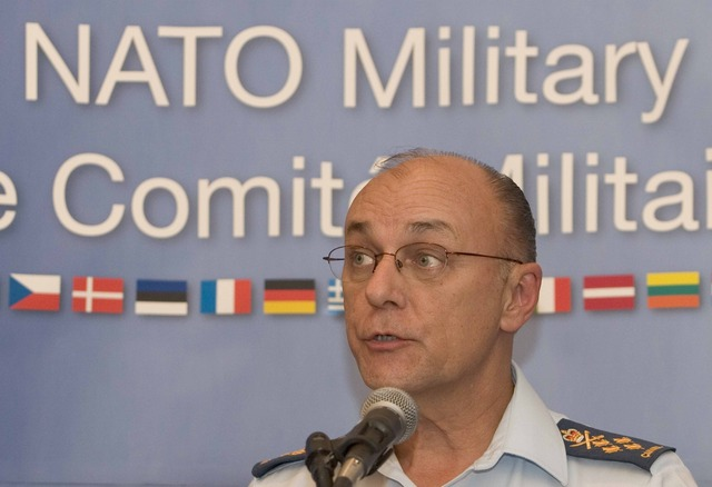 Henault appointed NATO military commander