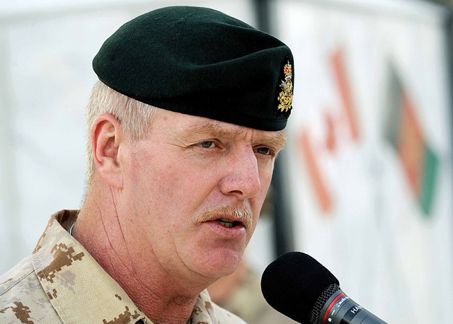 Hillier appointed Chief of Defence Staff