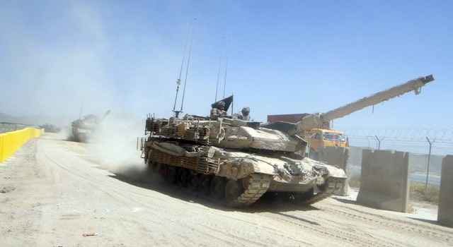 700 Canadian troops move to Kandahar Airfield