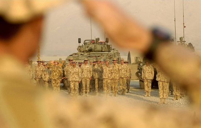 Camp Julien officially closes