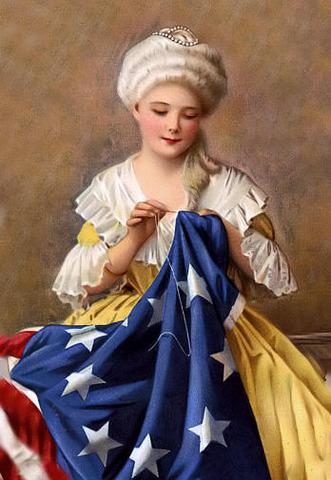 Betsy Ross born