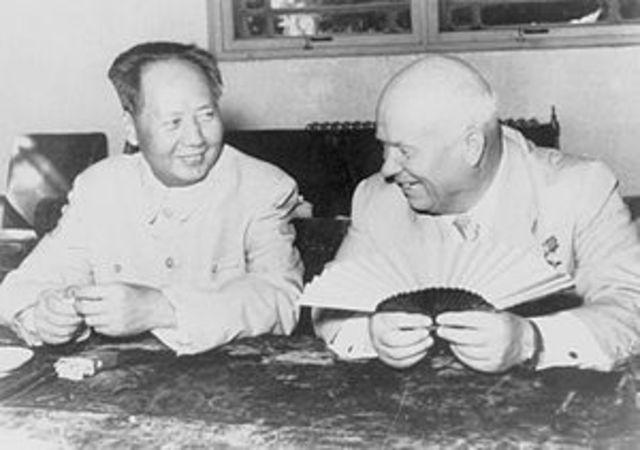 Sino-Soviet Split Date Unknown